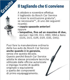 promo spazzole lampade gratis